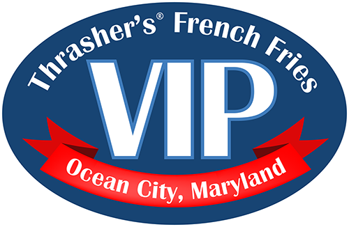 Thrasher's® French Fries | VIP | Ocean City, Maryland