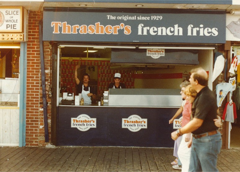 Thrasher's Building