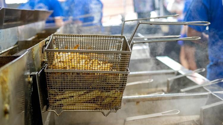 Thrasher's Fryer
