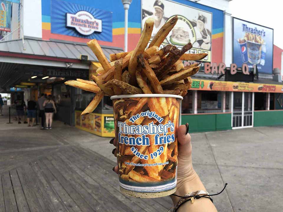 Thrasher's Fries