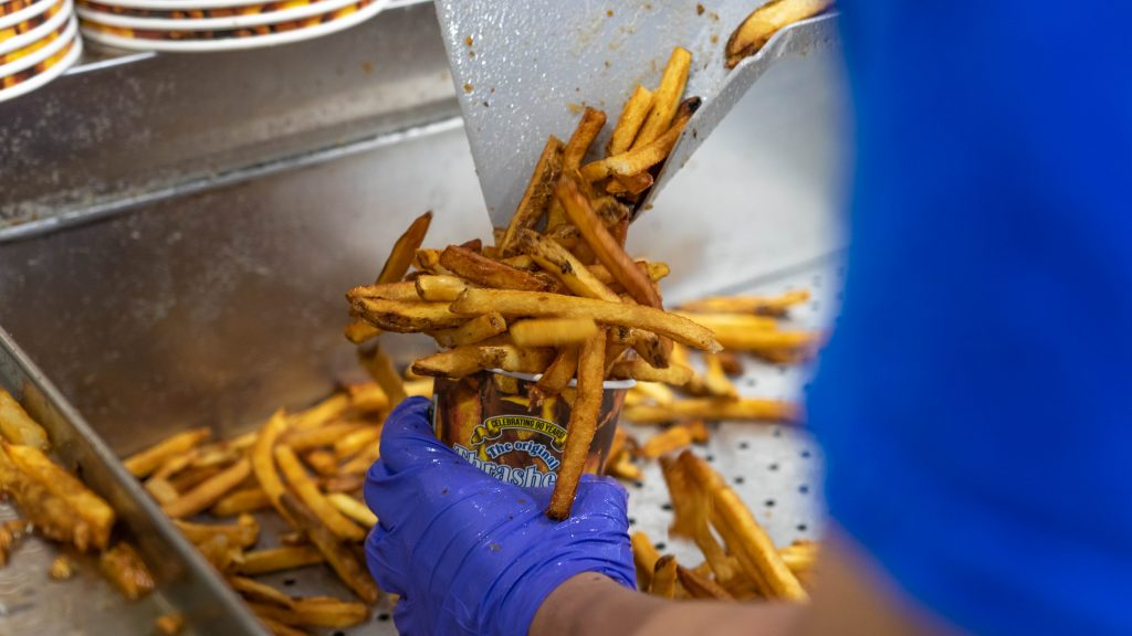 Thrasher's Fries